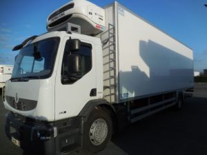 Trucks Renault Refrigerated body 340 Occasion