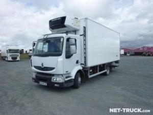 Trucks Renault Midlum Refrigerated body Occasion