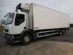 Trucks Renault Premium Refrigerated body 320 DXI 6x2 Occasion