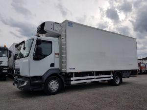 Trucks Renault D Refrigerated body MED 12.210dti euro 6 - FRIGO BI-TEMPERATURE 2018 Occasion