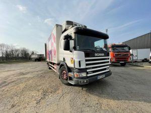 Trucks Scania D Refrigerated body 94D 260 CV PORTEUR COUCHETTE FRIGORIFIQUE PENDERIE A VIANDE  Occasion