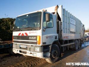 Trucks Daf CF Refuse collector body Occasion