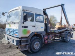 Trucks Renault G Skiploader body Occasion