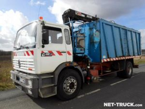Trucks Renault Manager Tipper body + crane Occasion