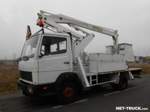 Trucks Mercedes LK Turret truck body Occasion