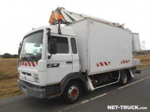 Trucks Renault Midliner Turret truck body Occasion