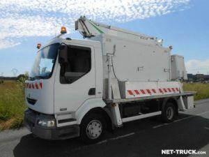 Trucks Renault Midlum Turret truck body Occasion
