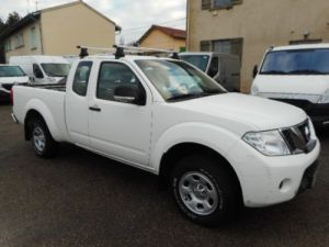 Utilitaire léger Nissan Navara 4 x 4 KING CAB 190 Occasion