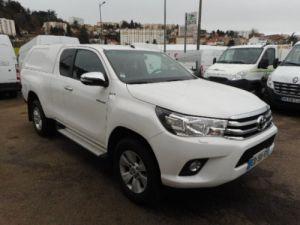 Utilitaire léger Toyota Hilux 4 x 4 2.4 D4D 150CV Occasion