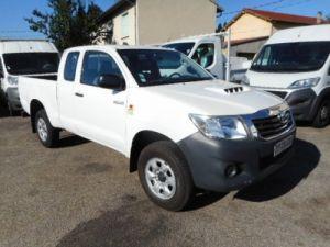 Utilitaire léger Toyota Hilux 4 x 4 X-TRA LE CAP 144 CV  Occasion