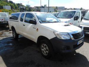 Utilitaire léger Toyota Hilux 4 x 4 XTRA LE CAP 144 Occasion