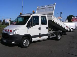 Utilitaire léger Iveco Daily Benne Double Cabine 35C13 Occasion