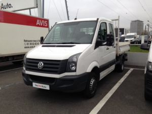 Utilitaire léger Volkswagen Crafter Benne Double Cabine Crafter Chassis 50 DC L2 TDI 109 Occasion