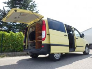 Utilitaire léger Mercedes Vito Fourgon Double cabine Occasion