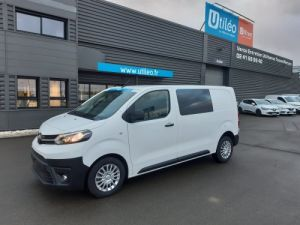Utilitaire léger Toyota ProAce Fourgon Double cabine MEDIUM 2.0l 120CH D-4D BUSINESS Neuf