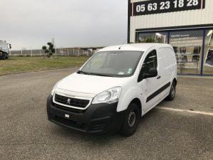 Utilitaire léger Peugeot Partner Fourgon tolé HDI 75CV CLIM  Occasion