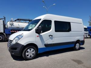 Utilitaire léger Renault Master Fourgon tolé 125dci.35 L2H2 DOUBLE CABINE Occasion