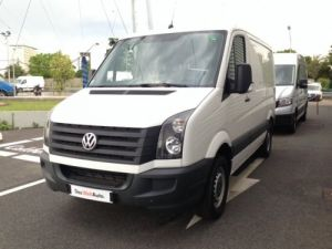 Utilitaire léger Volkswagen Crafter Fourgon tolé Crafter Van 35 L1H1 TDI 136 Occasion