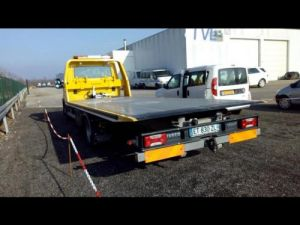 Utilitaire léger Iveco Daily 35C18 Empattement 4100 Tor Occasion