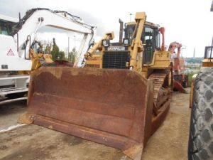 Utilitaires divers Caterpillar D6R XL Bulldozer Occasion
