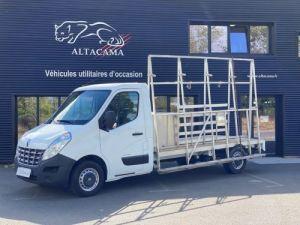 Varias utilidades Renault Master Chasis cabina 125 CV PORTE VERRE COFFRE Occasion