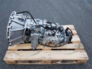 Varias utilidades Renault Boite de vitesse d'occasion EATON FS 8309A Occasion