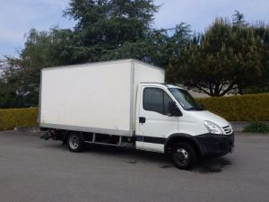 Various utilities Iveco Daily Box body + Lifting Tailboard Occasion