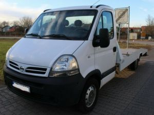 Various utilities Nissan Interstar Breakdown truck body 2.5 DCI 120 ch Occasion