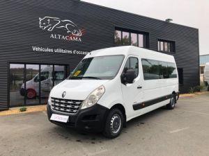 Various utilities Renault Master Bus BUS MINICAR 17 PLACES Occasion