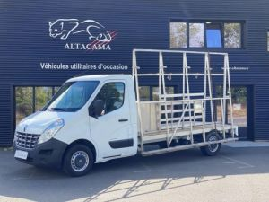 Various utilities Renault Master Chassis cab 125 CV PORTE VERRE COFFRE Occasion