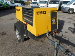 Various utilities Kaiser Compressor M22 Occasion