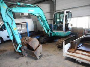 Various utilities Crawler excavator IHI IMER 65VX2 Occasion