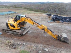 Various utilities Jcb Crawler excavator JZ-140 LC Occasion