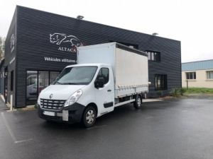 Various utilities Renault Master Curtain side body 125 CV PLATEAU RIDEAU COULISSANT PLSC Occasion