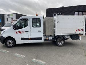 Various utilities Renault Master Double Cab Back Dump/Tipper body Occasion