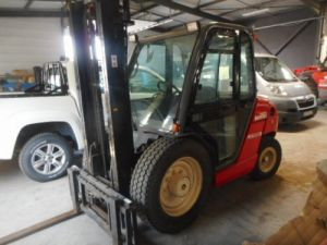 Various utilities Manitou Forklift msi 25d Occasion