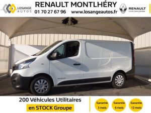 Various utilities Renault Trafic L1H1 1000 Energy dCi 125 Grand Confort E6 Occasion