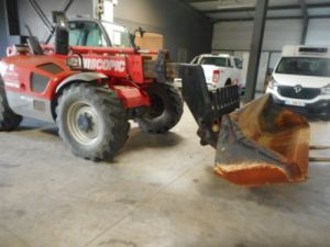 Various utilities Manitou Telescopic forklift mt 932 Occasion