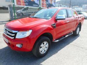 Vehiculo comercial Ford Ranger 4 x 4 XLT SPORT 150 Occasion