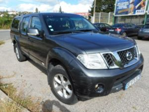 Vehiculo comercial Nissan Navara 4 x 4 DOUBLE CABINE 2.5 190CV Occasion
