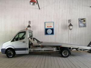 Volkswagen Crafter DEPANNEUSE + PLATEAU DOUBLE ESSIEU Vendu