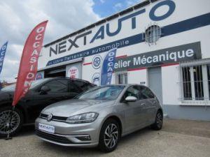 Volkswagen Golf 1.6 TDI 115CH FAP CONNECT EURO6D-T 5P Occasion