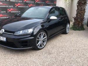 Volkswagen Golf R VII 2.0 TSI 300 BLUEMOTION / FRANCE / FULL OPTIONS / EXCELLENT ETAT / GARANTIE Occasion