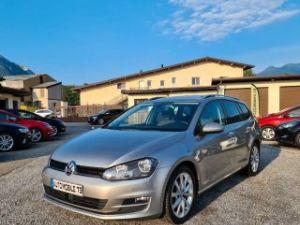 Volkswagen Golf sw 1.6 tdi 105 carat 04/2014 GPS ACC FRONT ASSIST BLUETOOTH Occasion