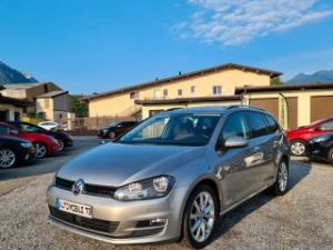 Volkswagen Golf sw 1.6 tdi 105 carat 04/2014 GPS ACC FRONT ASSIST TOIT PANORAMIQUE Occasion