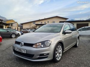 Volkswagen Golf sw 1.6 tdi 105 carat 04/2014 TOIT OUVRANT ACC GPS Occasion