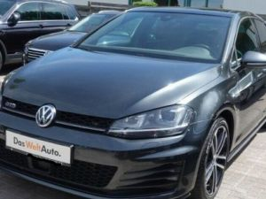 Volkswagen Golf  VII 2.0 TDI 184 BLUEMOTION TECHNOLOGY GTD 5P/2016(Toit panoramique/Alcantara Occasion