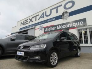 Volkswagen Sharan 7 PLACES 2.0 TDI 140CH BLUEMOTION FAP CARAT DSG6 Occasion