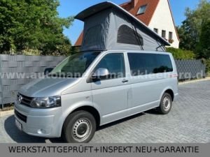 Volkswagen T5 #  CAMPER, 9 Places Occasion