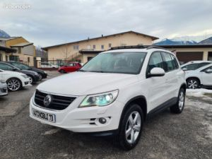 Volkswagen Tiguan 2.0 tdi 140 carat 4motion 09/2007 TOIT PANORAMIQUE CUIR XENON Occasion